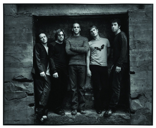 Matchbox Twenty Promo Image - More than you think you are