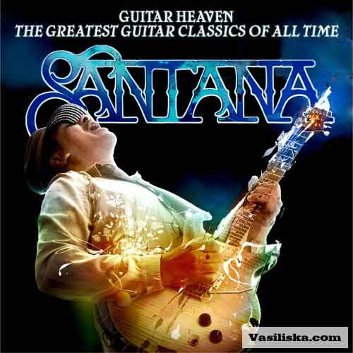 Santana Guitar Heaven Album Featuring Rob Thomas