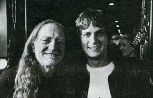 Rob Thomas & Willie Nelson