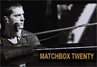 Matchbox Twenty @ London's Abbey Road Studios