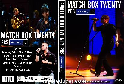Matchbox Twenty Rock PBS Soundstage