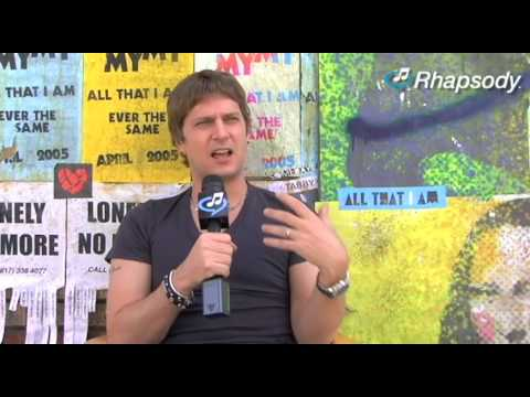 Rob Thomas Something to Be and CNN Interviews
