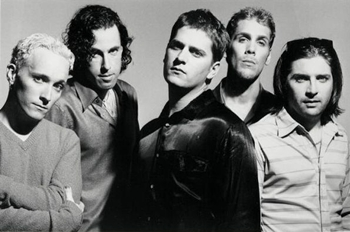 Matchbox 20 in 1996