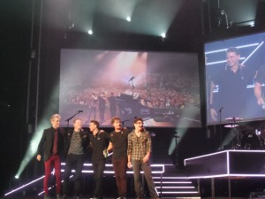 Matchbox Twenty commenced their world tour at Rod Laver Arena to a full house (PHOTOS).