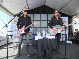 Matchbox Twenty gettin' foxy down under!