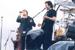 Matchbox Twenty UK Tour 2001