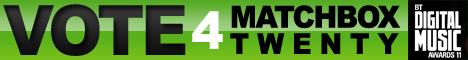 Vote for Matchbox Twenty Plus