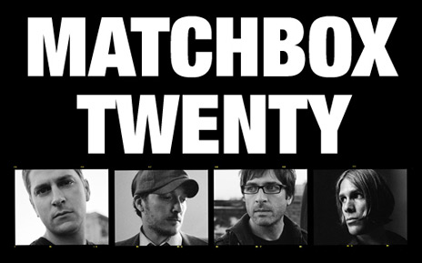 Meet Matchbox Twenty on New Years Eve!