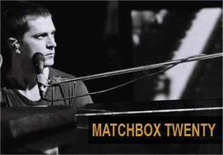 Matchbox Twenty @ London's Abbey Road Studios