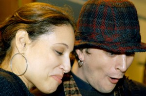 Rob Thomas on his Birthday - Valentines day 2011