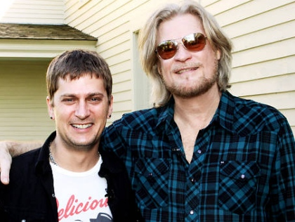 Into the archives : Rob Thomas, Live from Daryl's house
